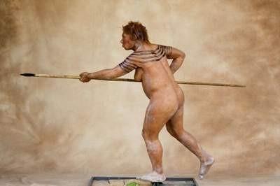 İşte ilkel kadın! 200 bin yıl önceki kadınlar