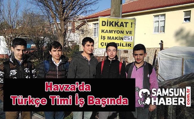 Türkçe Timi Yazım Yanlışlarını Düzeltiyor