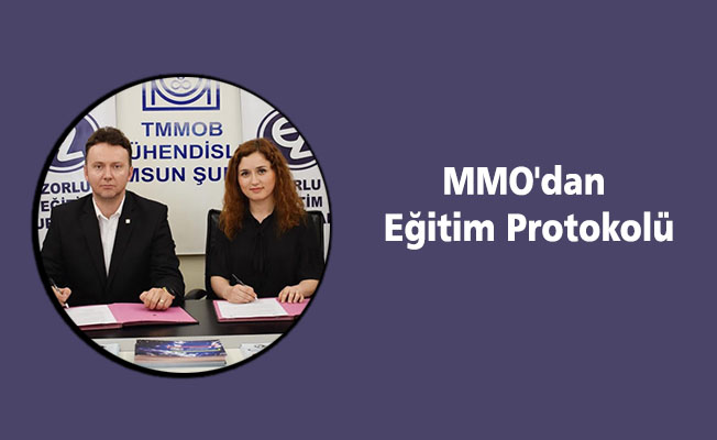 MMO'dan eğitim protokolü