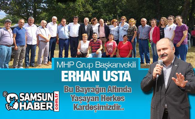 Havza'da Çiğdemtepe Festivali Gerçekleştirildi