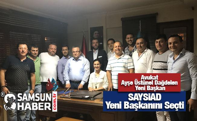 Saysiad'ın Yeni Başkanı Belli Oldu