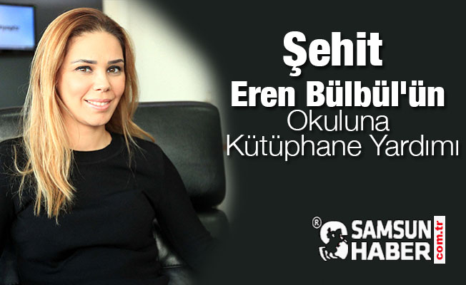 Eren Bülbül'ün Okuluna Sosyal Medya Üzerinden Kampanya