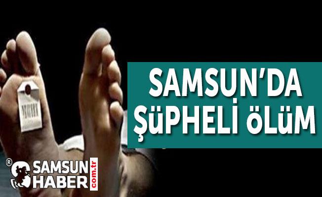 Samsun'da Şüpheli Ölüme 5 Gözaltı