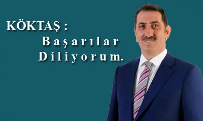 Ak Parti Samsun Milletvekili Köktaş'tan 175. Yıl Kutlaması