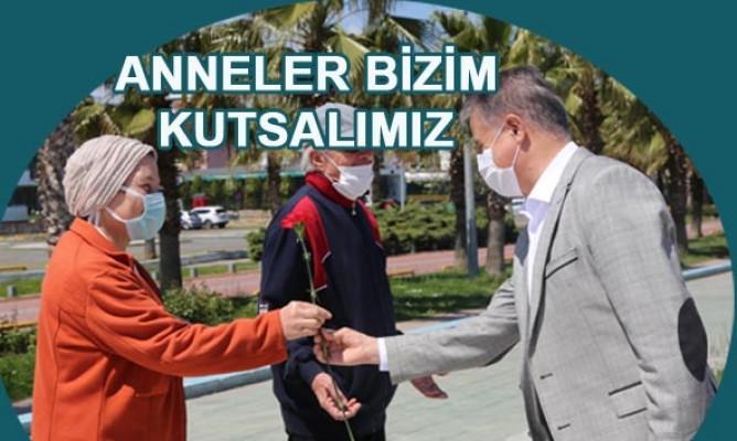 Atakum Belediye Başkanı Cemil Deveciden Kutlama