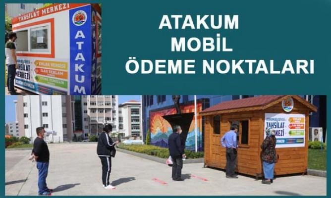 Atakum Belediyesinden Mobil ödeme Noktaları