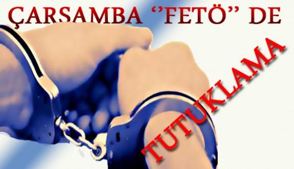 Çarşamba'da 'FETÖ' Operasyonunda 10 Tutuklama