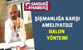 Şişmanlığa Karşı Ameliyatsız Balon Yöntemi