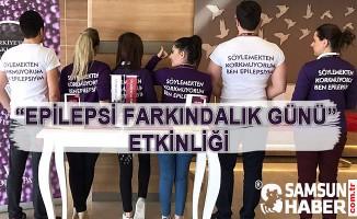 VM Medical Park Samsun Hastanesi Epilepsi Farkındalık Günü'nü Kutladı