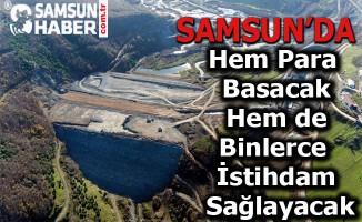 ÜlkeEkonomisine 27MilyondanFazlaKatkıSağlayacak Baraj Samsun'da