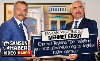 İçişleri Bakan Yardımcısı Ersoy'dan Emniyet ve FETÖ- Video Haber