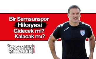 Samsun Spor'da Teknik Direktör Hikayesi