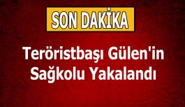 Son Dakika :İzmir'de ByLock Operasyonu: Teröristbaşı Gülen'in Sağkolu Yakalandı