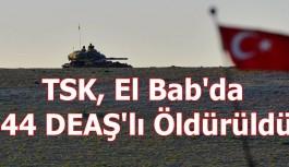 El Bab'da DEAŞ'A Büyük Operasyon