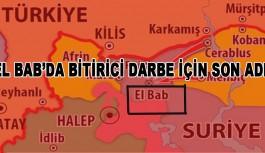 El Bab'da bitirici darbe için son adım