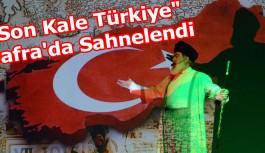 """""""Eski Türkiye"""" Ve """"Yeni Türkiye"""" Oyunu Büyük İlgi Gördü"""