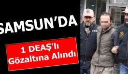 Firarda Olan DEAŞ'lı Gözaltına Alındı
