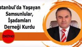 İstanbul'da Yaşayan Samsunlular, İşadamları Derneği Kurdu