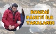 Kovalama Sonunda  Bonzai Paketiyle Yakalandı