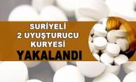 Şanlıurfa-Samsun Otobüsünde  Uyuşturucu Kuryeleri Yakalandı
