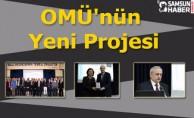 OMÜ'nün Yeni Projesi