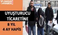 Samsun'da Uyuşturucu Satıcılığı Durdurak Bilmiyor