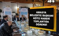 Amasya Belediye Başkanı Cafer Özdemir'in Acılı Günü