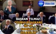 Ankara-Samsun hızlı tren müjdesini Başbakan verdi