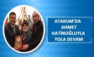 Atakum'da   Ahmet Hatinoğluyla Yola Devam