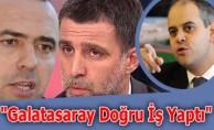 Akif Çağatay Kılıç'tan Galatasaraya Şok Açıklama