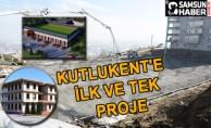 Kutlukent'e  İlk ve Tek  Proje