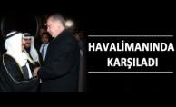 Kuveyt Emiri el Sabah'tan Türkiye'ye Ziyaret