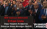 MHP'li Usta; Meclis Fesih Edilirse Cumhurbaşkanı da Fesih Olur