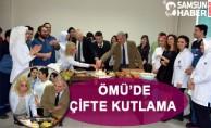 OMÜ'DE ÇİFTE KUTLAMA
