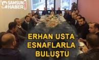 Ülke Gündemini  Değerlendiren Erhan Usta  'evet' Verilmesinin Önemine Değindi