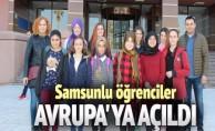 Vezirköprülü Öğrencilere Avrupa'nın Çeşitli Şehirlerinde Staj İmkanı
