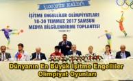 Dünyanın En Büyük İşitme Engelliler Olimpiyat Oyunları
