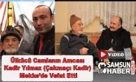 MHP'nin Sevilen İsmi Çakmakçı Kadir Hakka Yürüdü- Video Haber