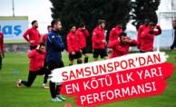 Samsunspor Pazartesi Günü Balıkesirspor'u Konuk Edecek