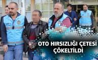 Trabzon, Giresun, Tokat, Amasya, Samsun, Ordu,  ve Kütahya Kapsamlı oto hırsızlık çetesi çökeltildi