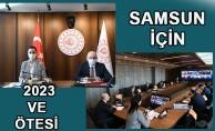 KARAASLAN: SAMSUN'U 2023 VE ÖTESİNE EN GÜÇLÜ ŞEKİLDE TAŞIYACAĞIZ