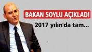 Bakan Soylu Açıkladı 2017 yılın'da tam....