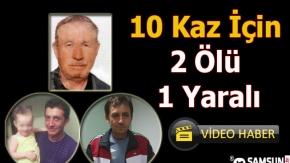 10 Kaz İçin 2 Ölü 1 Yaralı