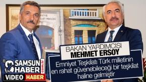 Bakan Yardımcısı Mehmet Ersoy'dan Fetö Açıklaması Video
