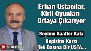 Samsun'da iki ayrı ittifak adayına aynı kişiler çalışıyor