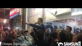 Osman Topaloğlu'nun İlk Açıklaması, Tehdit Oldu- Video