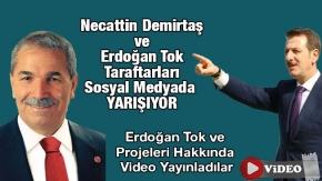 Erdoğan Tok ve Projeleri Hakkında Video Yayınladılar