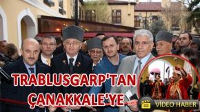 Trablusgarp'tan Çanakkale'ye