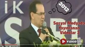 Mustafa Demir'in Canik Başarı Üniversitesi Açılışındaki Konuşması