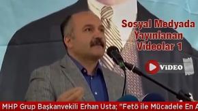 Erhan Usta 2017 Yılında Yapmış Olduğu konuşması..